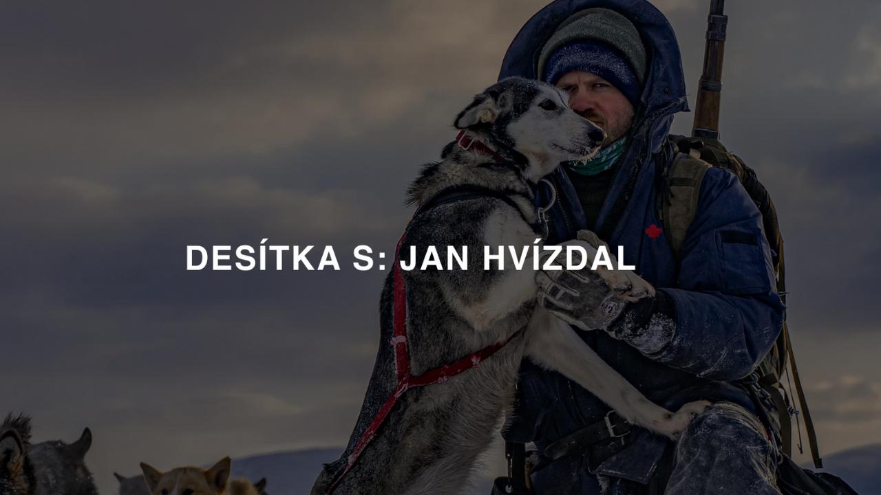 Jan Hvízdal - podcast Brocast